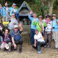 Trinta peregrinos no Caminho dos Milagre