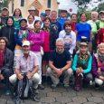 De 01 a 09 de abril caminhamos de Lages a Florianópolis