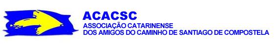 Resultado de imagem para ACACSC - Associaçāo Catarinense dos Amigos de Santiago de Compostela