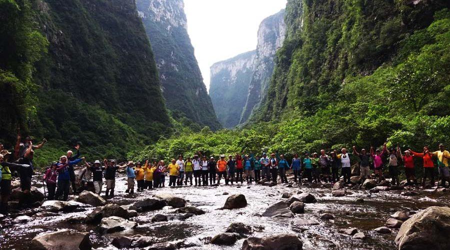 Caminhada Canyon Itaimbezinho