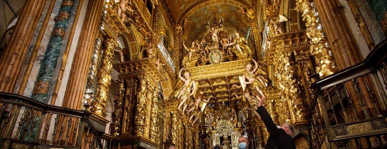 Uma catedral rejuvenescida em Santiago abrirá suas portas em 30 de dezembro para o início do Xacobeo