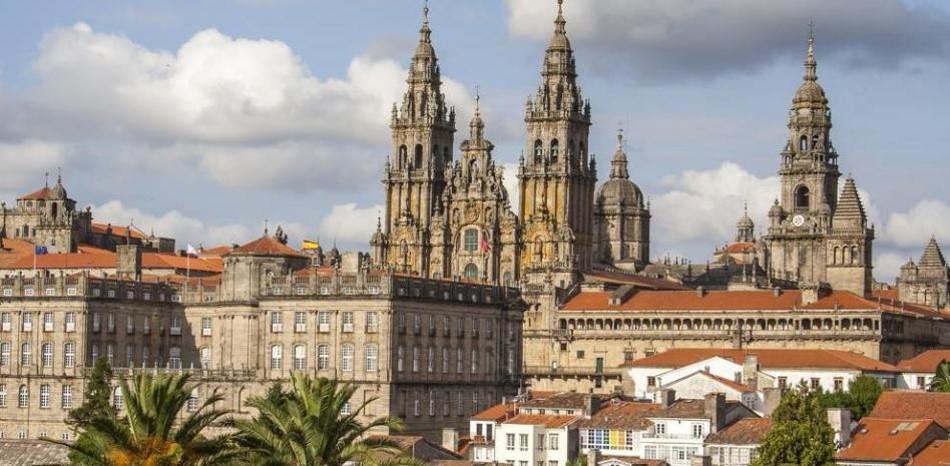 """Santiago de Compostela, a cidade no final do """"Caminho"""""""